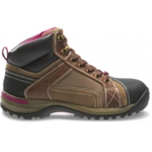 Chisel Mid-Cut Steel-Toe Hiking Boot by Wolverine