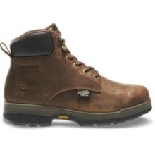 "Gallatin DuraShocks 6"" Steel-Toe Work Boot"