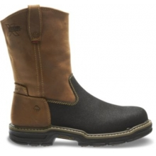 Corsair Waterproof Composite-Toe EH Wellington Boot by Wolverine in Hope Ar