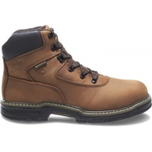 "Men's Marauder Waterproof Steel-Toe EH Lace Up 6"" Work Boot"