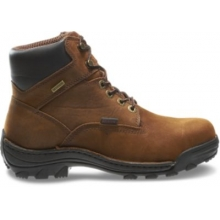 "Durbin Waterproof 6"" Steel-Toe EH Work Boot by Wolverine in Hope Ar"
