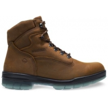 "Men's DuraShocks Waterproof Insulated 6"" Work Boot"