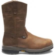 "Gallatin DuraShocks 10"" Steel-Toe Wellington Work Boot"