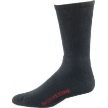 2-pk. Steel Toe Cotton Mid-Calf Sock