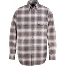 FireZerO Plaid Long Sleeve Twill Shirt - 3X by Wolverine