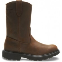 "Slip Resistant 10"" Wellington Work Boot by Wolverine in Dothan Al"