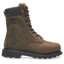 "McKay Waterproof Steel-Toe EH 8"" Work Boot by Wolverine in Hope Ar"
