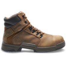"Griffin DuraShocks® SR Waterproof Steel-Toe EH 6"" Work Boot by Wolverine in Hope Ar"
