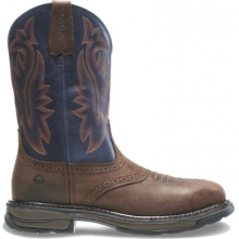 Men's Javelina High Plains Western Wellington Steel Toe Work Boot