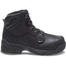 """Merlin Waterproof PR Composite-Toe EH 6"""" Work Boot by Wolverine"""