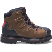 "Hacksaw Waterproof Steel-Toe EH 6"" Work Boot"