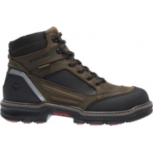 "Overman Waterproof 6"" Work Boot by Wolverine in Hope Ar"