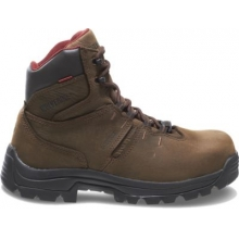 "Bonaventure Waterproof Steel-Toe EH 6"" Work Boot by Wolverine in Hope Ar"