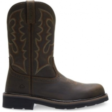 Rancher Steel Toe Western Boot by Wolverine in Hope Ar