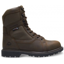 "Blackhorn Insulated Waterproof 8"" Boot by Wolverine in Hope Ar"