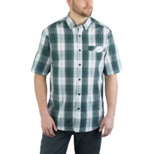 Angler Vented Back Short Sleeve Shirt by Wolverine