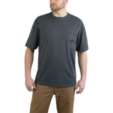 Short Sleeve Graphic Pocket Tee- Graphic