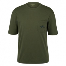 Men's Short Sleeve Graphic Pocket Tee- Graphic by Wolverine