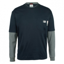 FR Miter Long Sleeve Tee by Wolverine