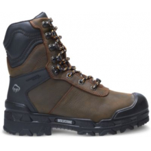 """Wolverine Warrior Met-Guard 8"""" Boot by Wolverine in Fort Smith Ar"""