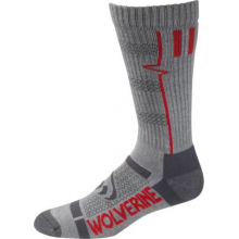 Light Industrial DuraShocks Crew Sock (2 pk) by Wolverine