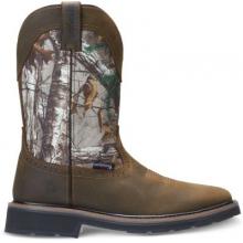 Men's Rancher Camo Steel Toe Wellington