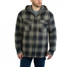 Byron Hooded Shirt JAC by Wolverine