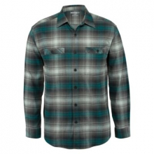 Men's Grayson Stretch Long Sleeve Flannel