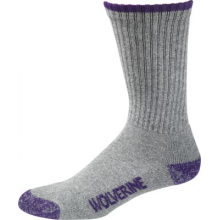 Cotton Crew Sock (3Pk) by Wolverine