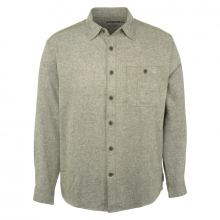 Men's Escape Long Sleeve Flannel Shirt by Wolverine