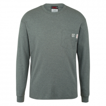 Men's FR Long Sleeve Graphic Tee - Texas by Wolverine
