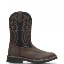 Men's Rancher Waterproof Steel-Toe Wellington by Wolverine in Lafayette CO