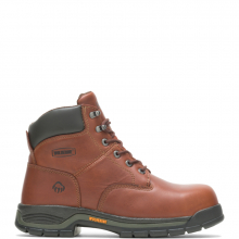 "Men's Harrison Lace-Up 6"" Work Boot by Wolverine"