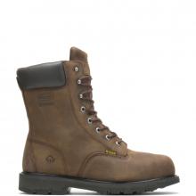 """Men's McKay Waterproof Steel-Toe 8"""" Work Boot by Wolverine"""