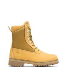 """Men's Gold Panel Waterproof Insulated 8"""" Work Boot by Wolverine"""