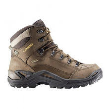 Men's Renegade GTX Mid S Narrow by LOWA Boots in Fairbanks Ak