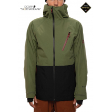 GLCR Men's GORE-TEX Hydra Thermagraph Down Jacket by 686