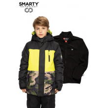 Youth Boys Smarty 3-in-1 Insulated Jacket by 686