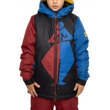 Youth Boys Forest Insulated Jacket