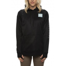Women's Cora Bonded Fleece Pullover Hoody by 686