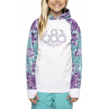 Youth Girls Bonded Pullover Hoody