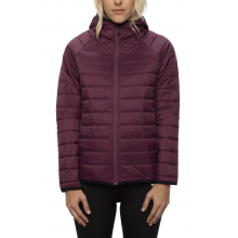 Women's Thermal Puff Hooded Jacket