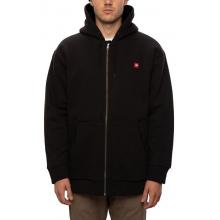 Men's Sherpa lined Hooded Sweatshirt