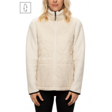 Women's Thermal Hybrid Jacket by 686