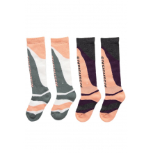 Girls Heater Sock 2-Pack by 686