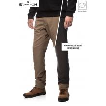 Men's Everywhere Merino Wool Lined Pant - Slim Fit by 686