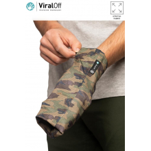 Polygiene ViralOff Shelter Hand Cover by 686