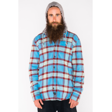 Men's Reading Flannel Hoodie by Armada in Colorado Springs CO