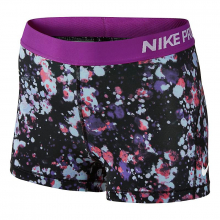 Nike Women's Pro Cool 3 Printed Short by Nike