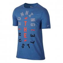 Men's Run Hustle Tee by Nike